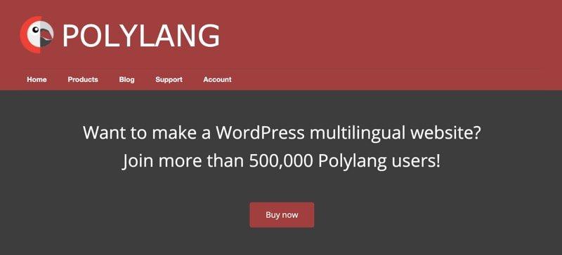 free multilanguage plugin for WordPress