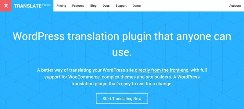 best multi-language plugin for WordPress